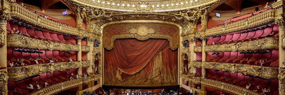 Palais Garnier Opera House Paris Architecture