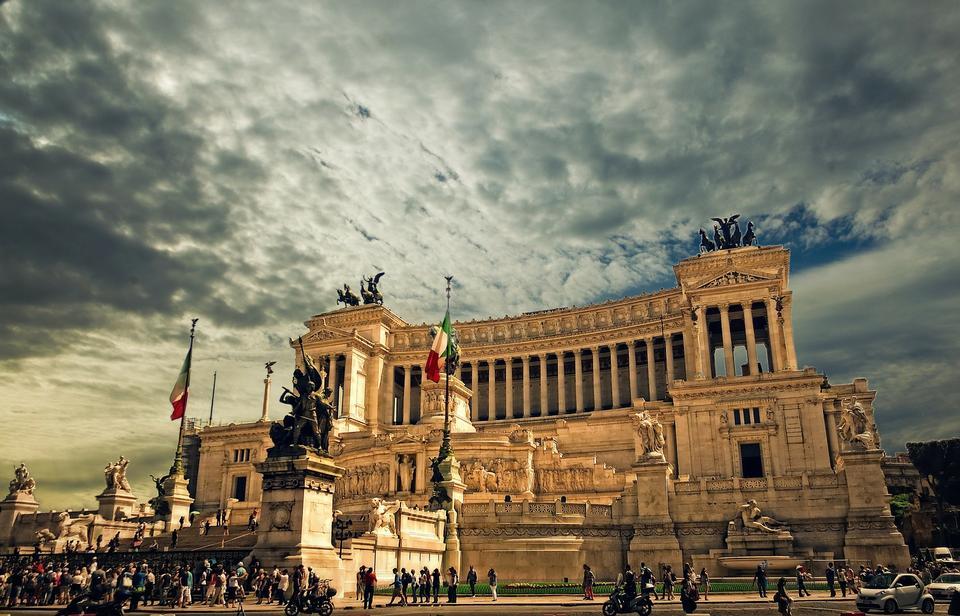 埃马努埃莱纪念碑罗马宫