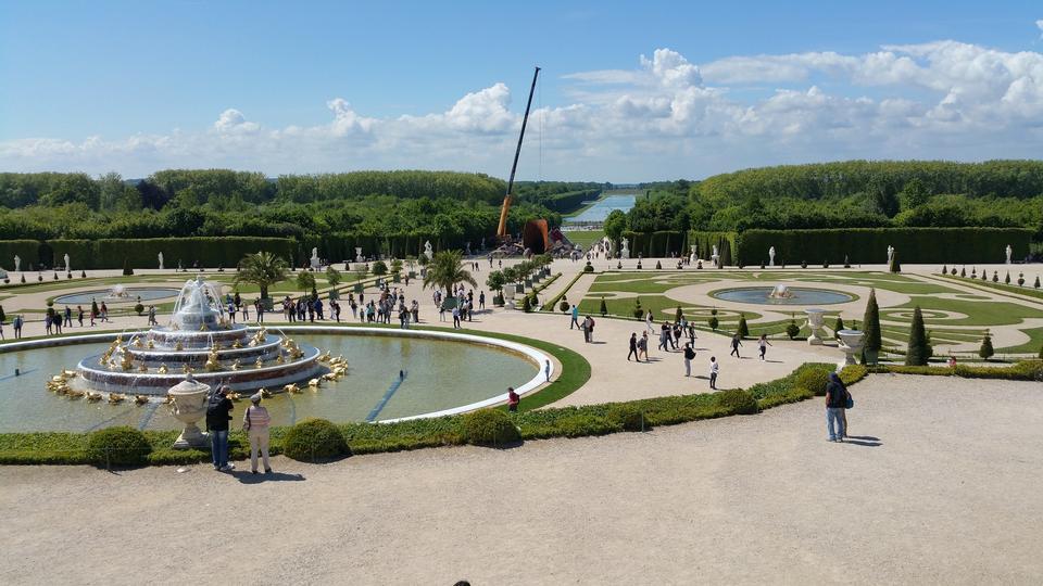 凡尔赛宫博物馆酒庄历史路易