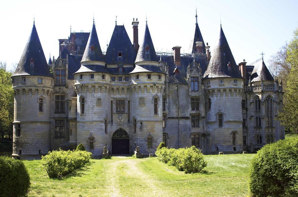 維尼城堡。法國