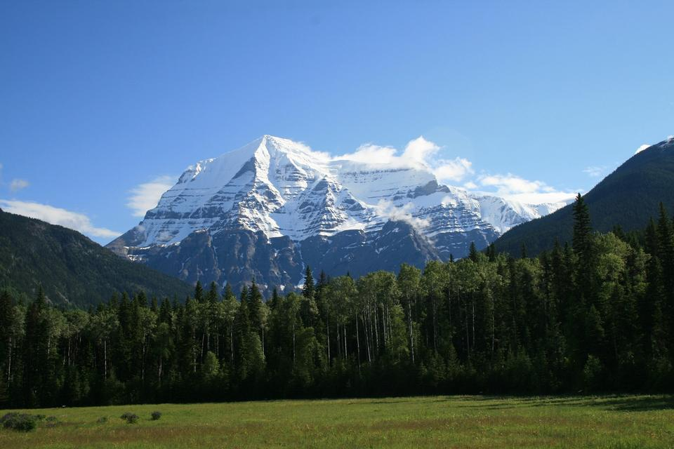 Mount Robson, Canadian Rocky Mountain Parks