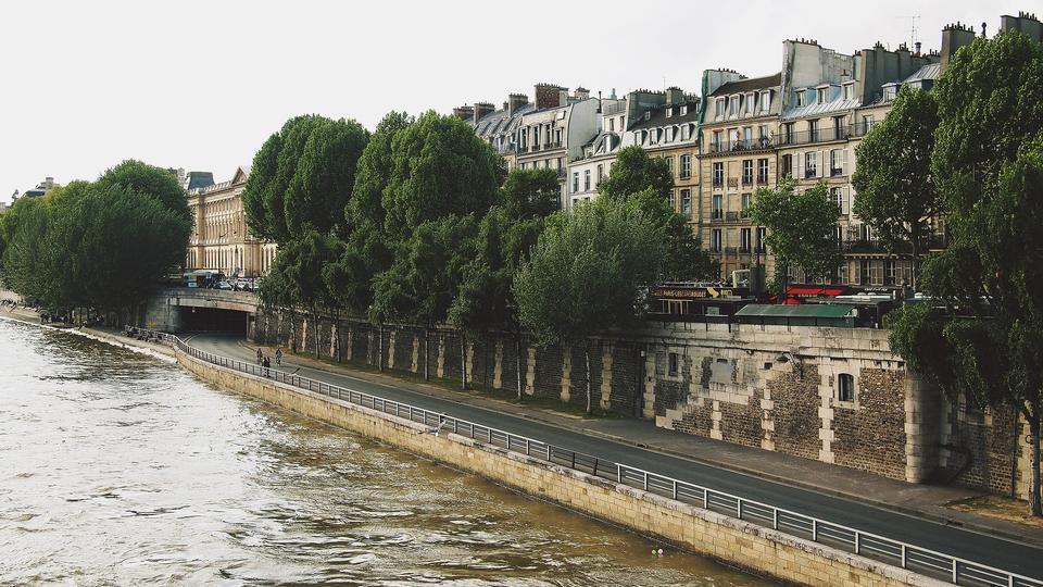 Paris French France Travel Landmark Europe