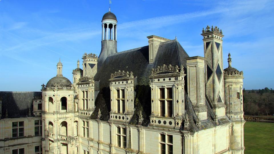 Castello di Chambord Francia