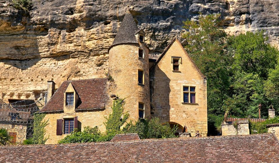Dordogne France House Home Chateau Castle Estate