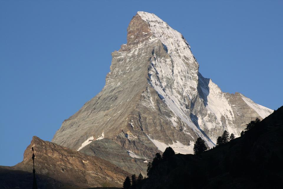 Mountain Matterhorn Zermatt