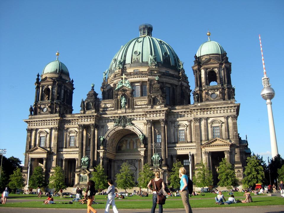 Cathédrale de Berlin Berlin, Allemagne