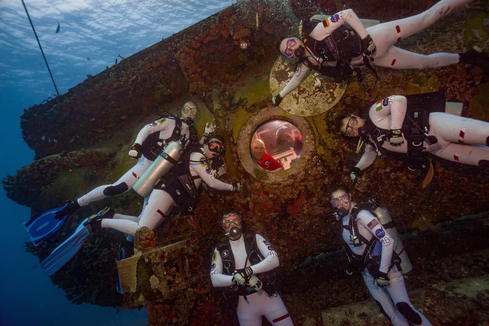 Aquanauts美人鱼
