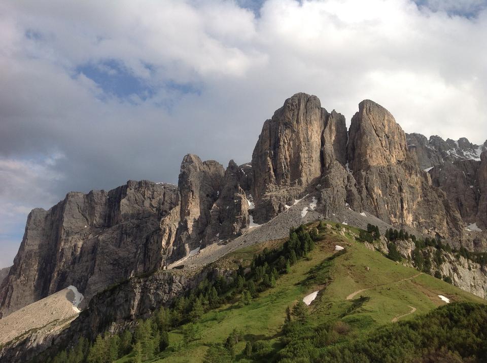 Dolomites, Trentino, Bolzano, Alto-Adige, South Tyrol, Italy.