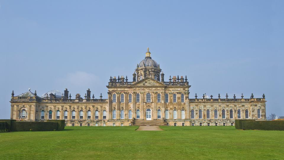 Castle Howard, Yorkshire County, England