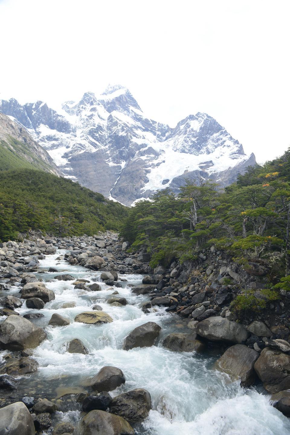 托雷斯德爾潘恩國家公園,巴塔哥尼亞,智利