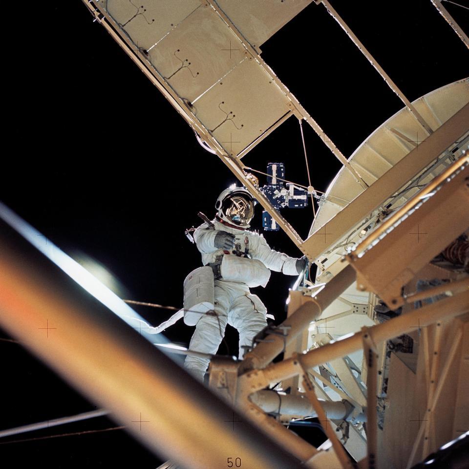 Second Crewed Skylab Mission