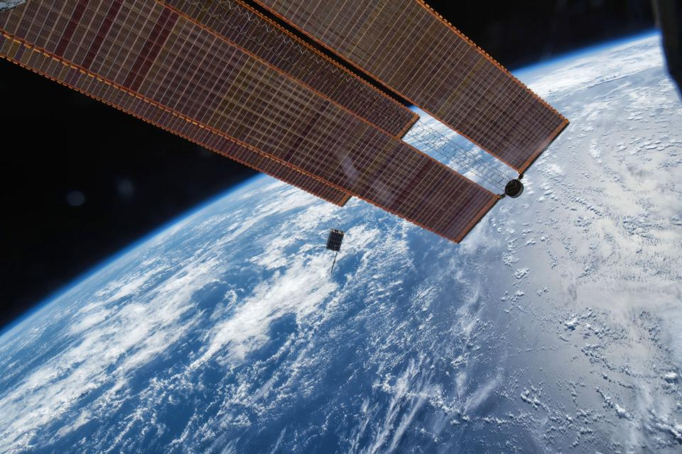 CubeSat platforms