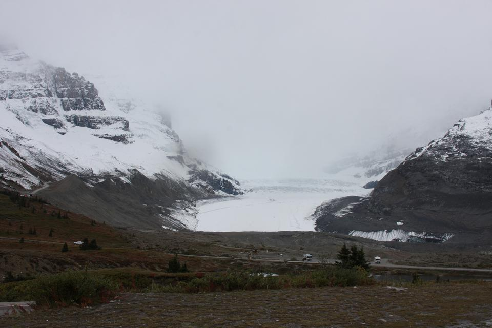 Saskatchewan Glacier, Banff National Park