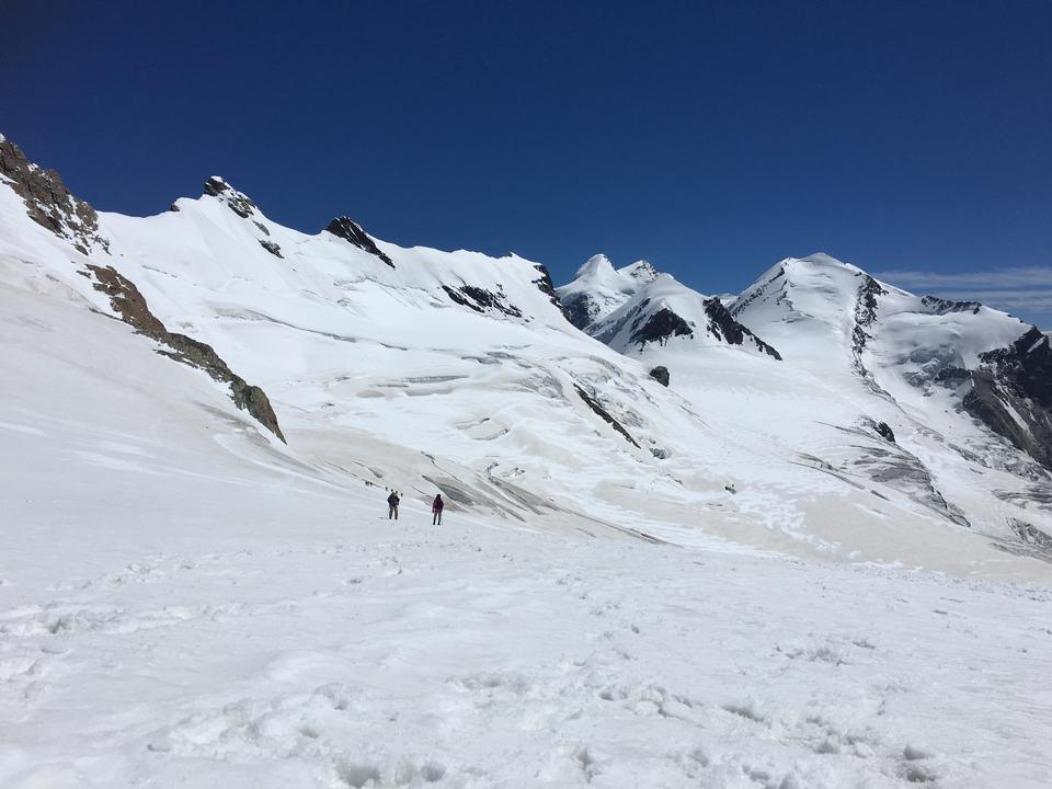 马特洪峰高寒山区,瑞士