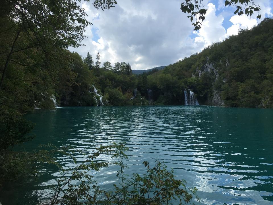 プリトヴィッツェ湖、国立公園クロアチア、ヨーロッパ