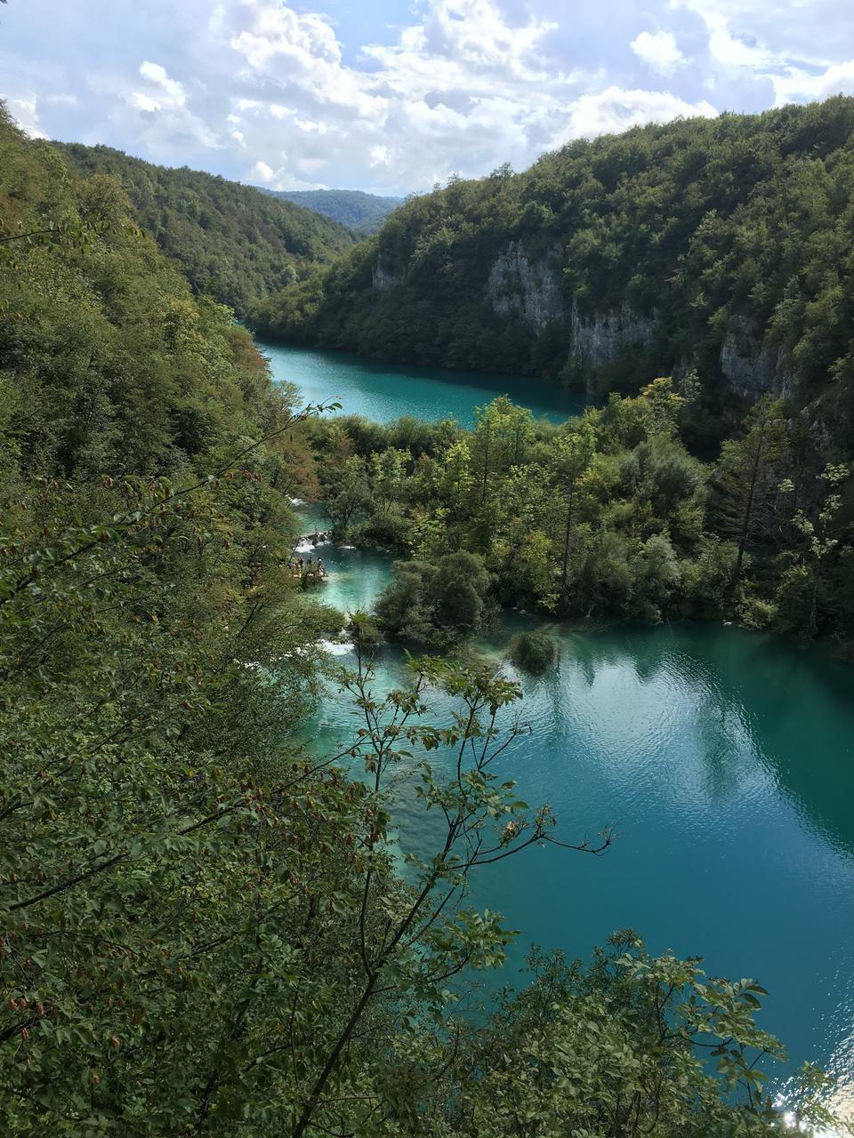 Plitvice lakes, national park Croatia, Europe
