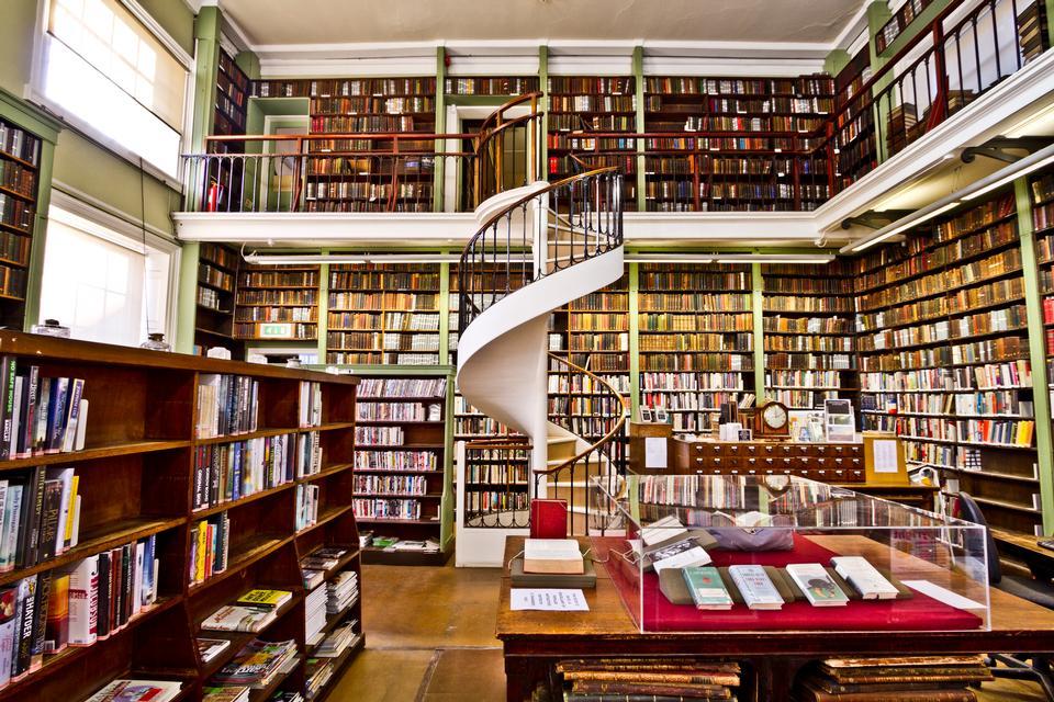 Лидс Библиотека Йоркшир, Англия