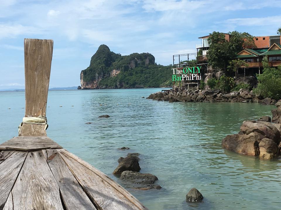 restaurant in Phuket, Thailand