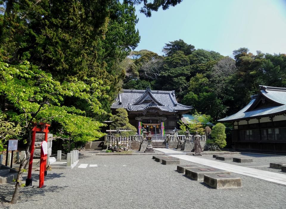 Buddhist temple, Japan
