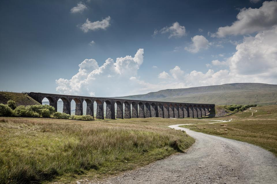 Ribblehead Viaduct, Ribblehead, Yorkshire