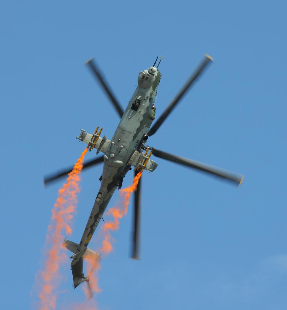 捷克米格-24 /米-35直升机