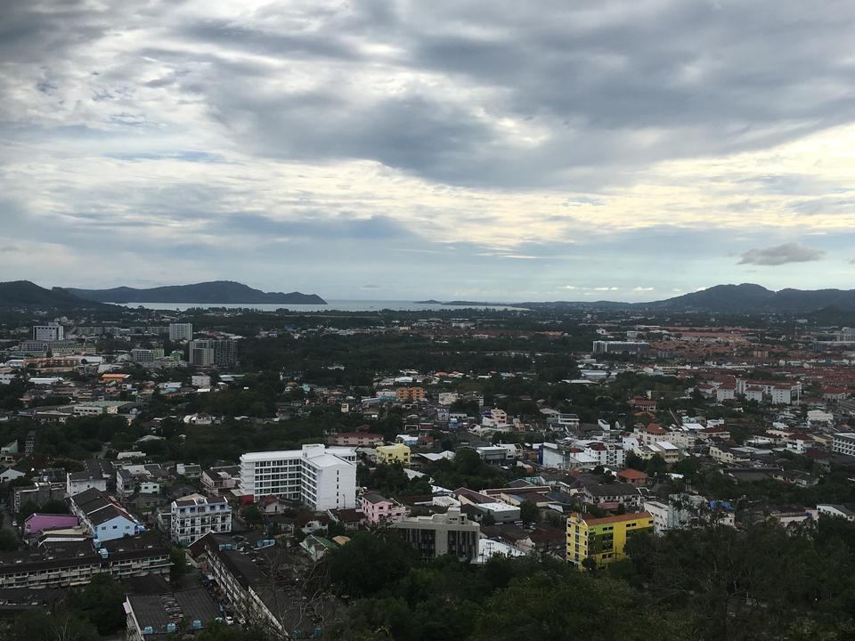 Cityscape  Patong, Phuket, Thailand