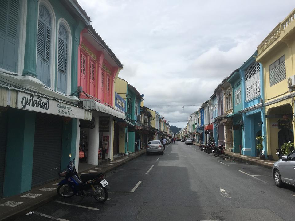 普吉镇,泰国