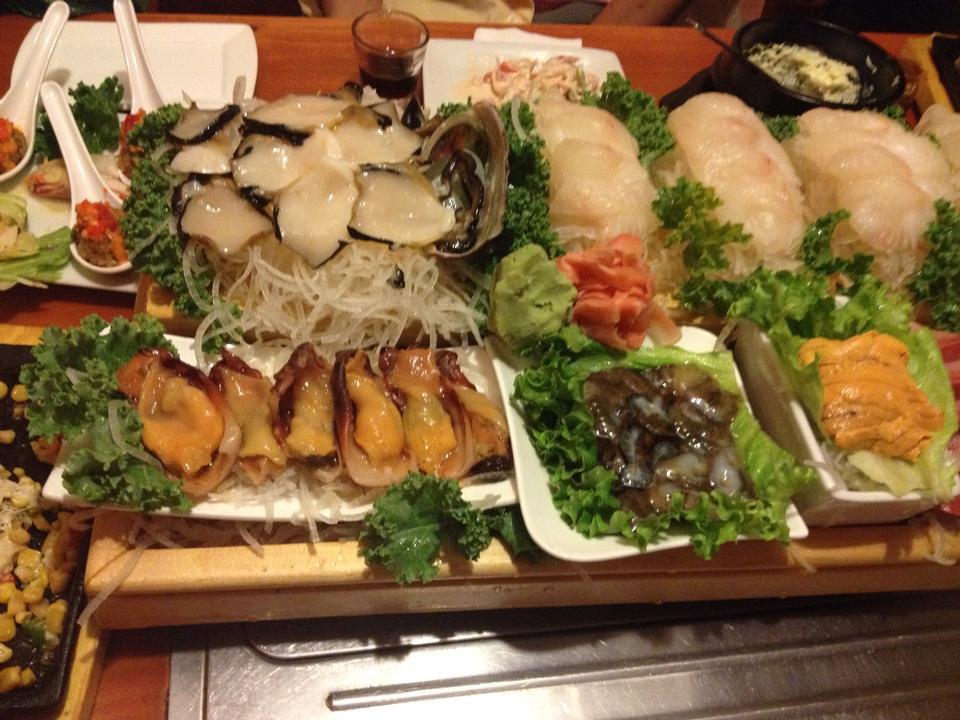 生魚和壽司