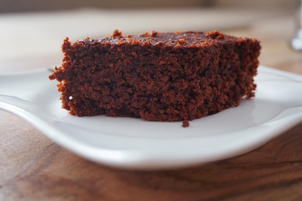 健康的蛋糕