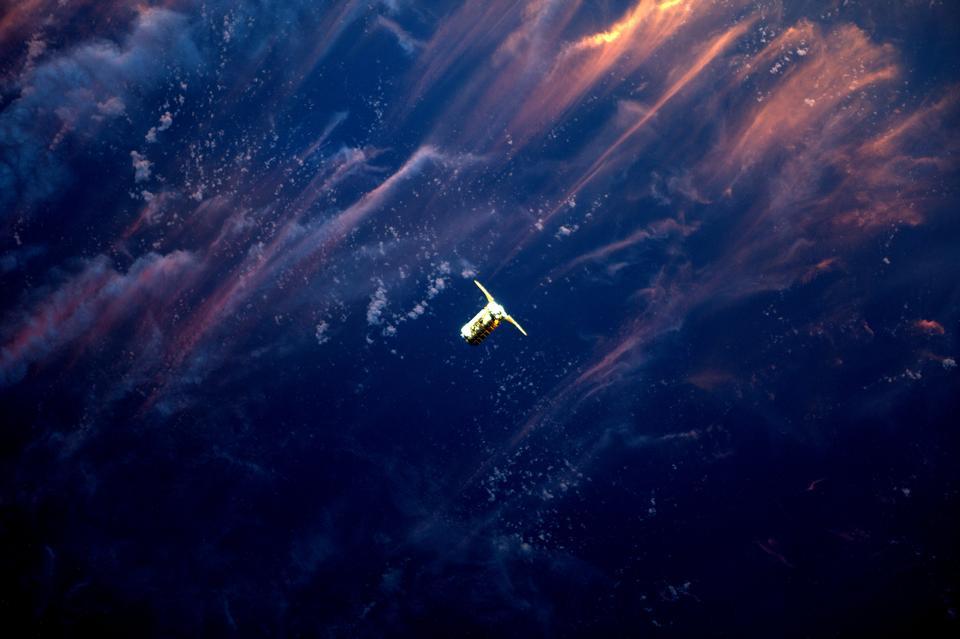天鹅座航天器