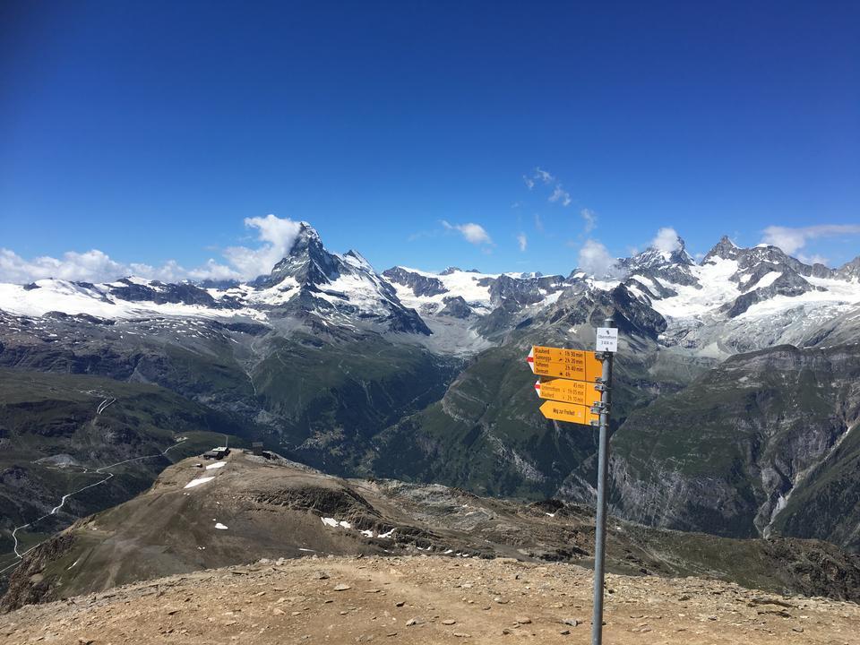 山马特宏峰,采尔马特,瑞士