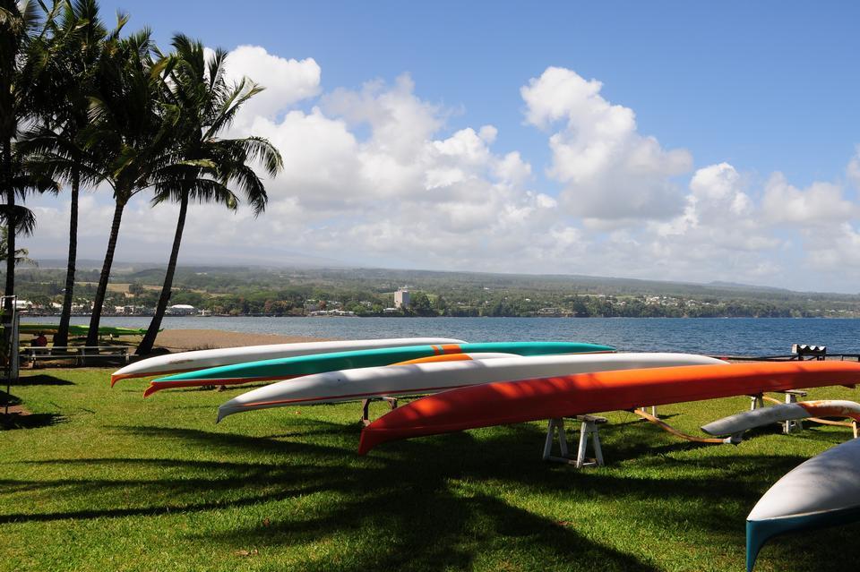 マウナケアビーチ、ビッグアイランド、ハワイ