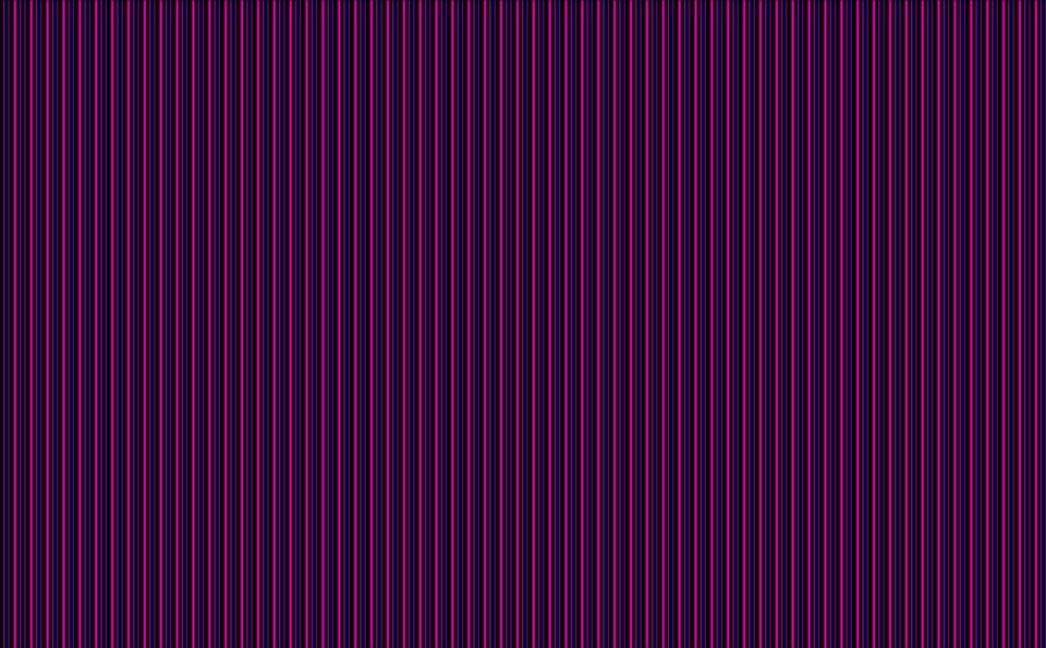 purple and pink lines