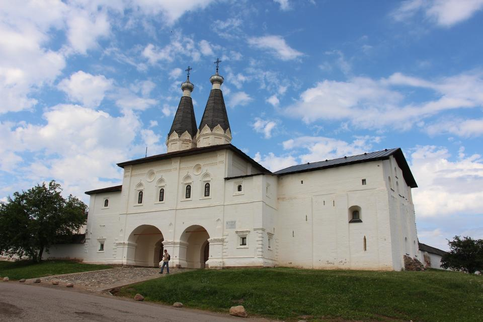 The Luzhetsky Monastery of St. Therapontus
