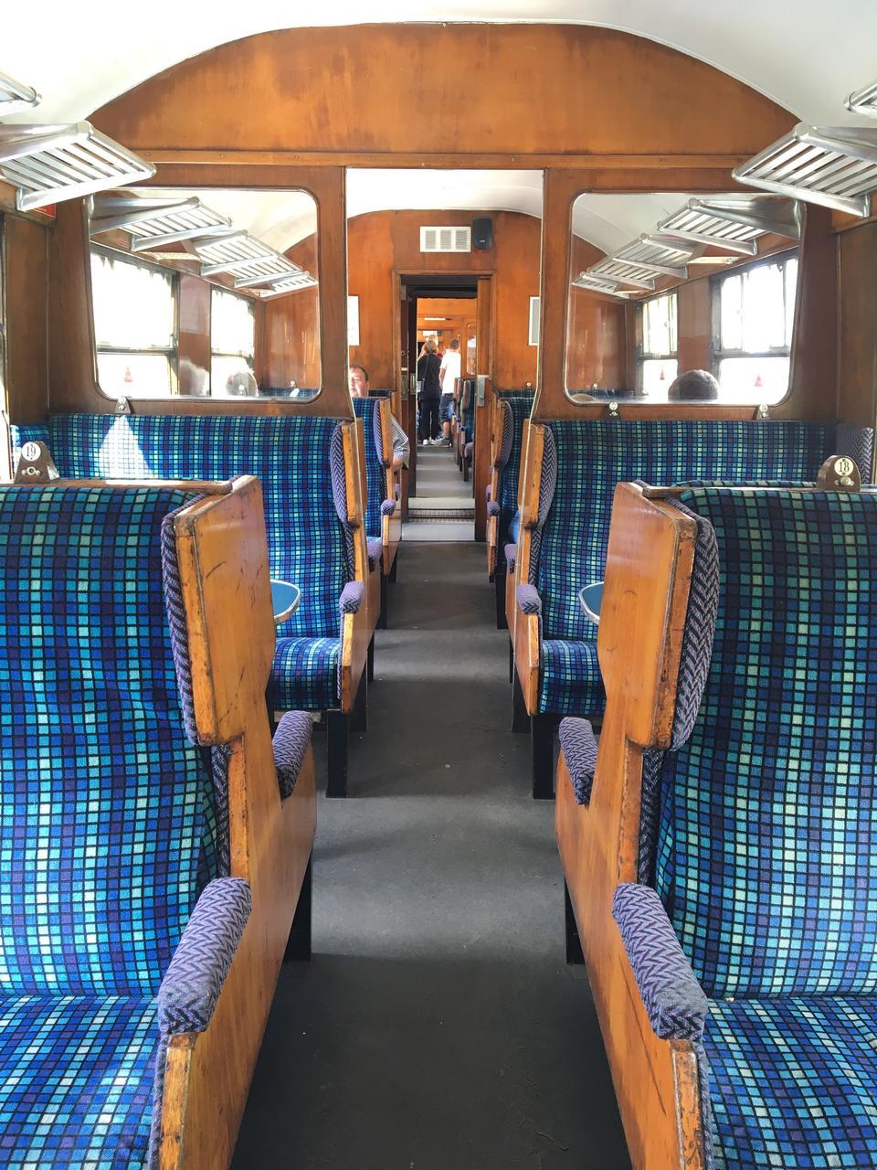Steam Train, The Lakeside & Haverthwaite Railway, Lake District