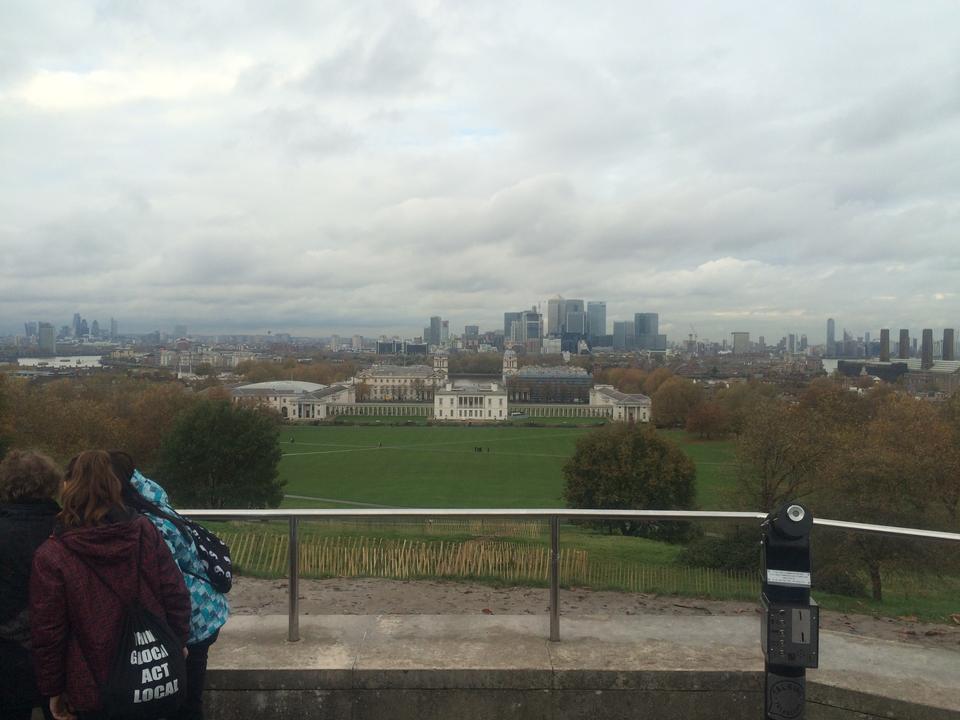 GMT倫敦