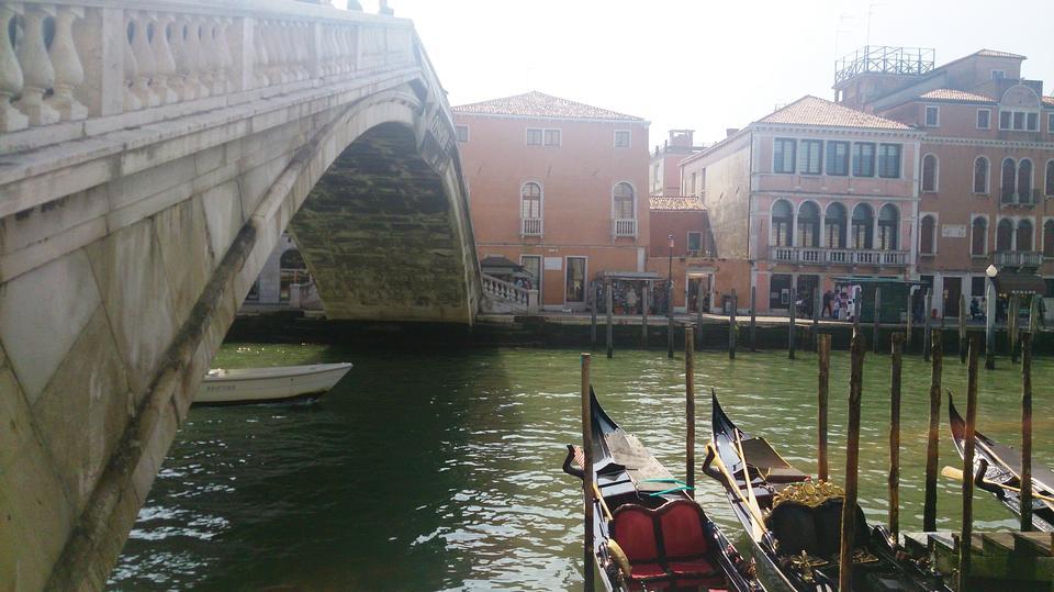 Grand Channel Venice Bridge