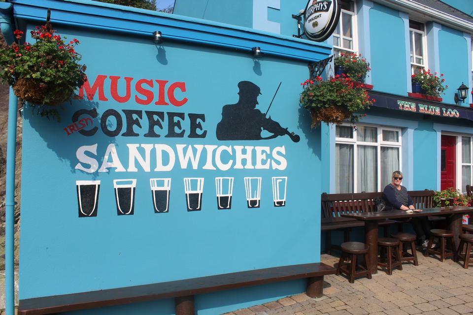 Glengarriff Ireland Pub
