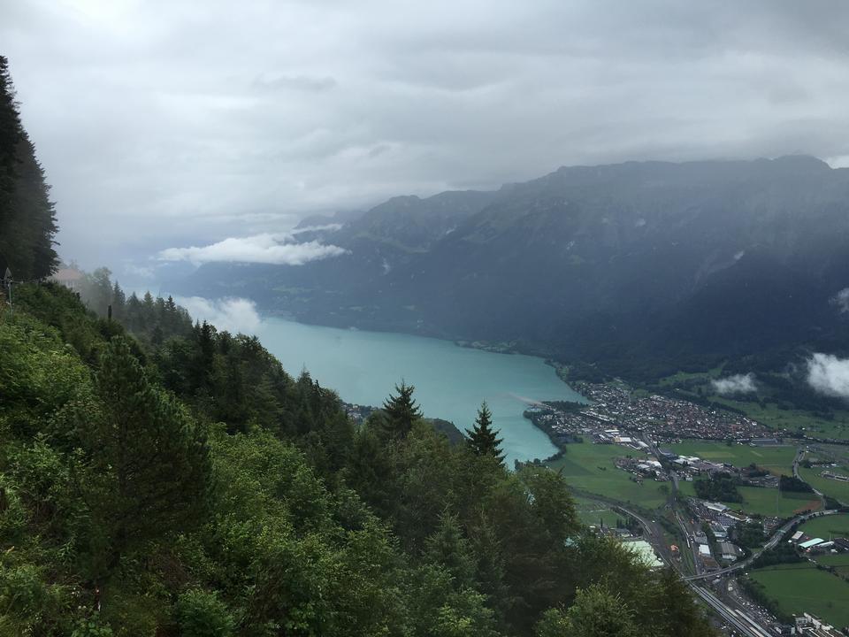 Harder Kulm Interlaken Switzerland