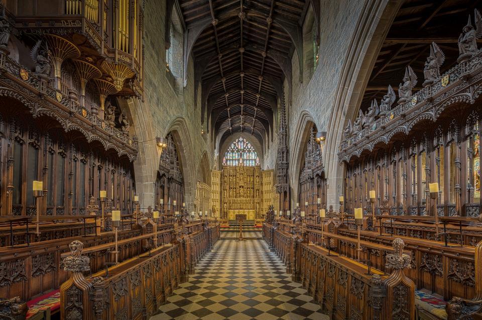 圣尼古拉斯合唱团大教堂教会