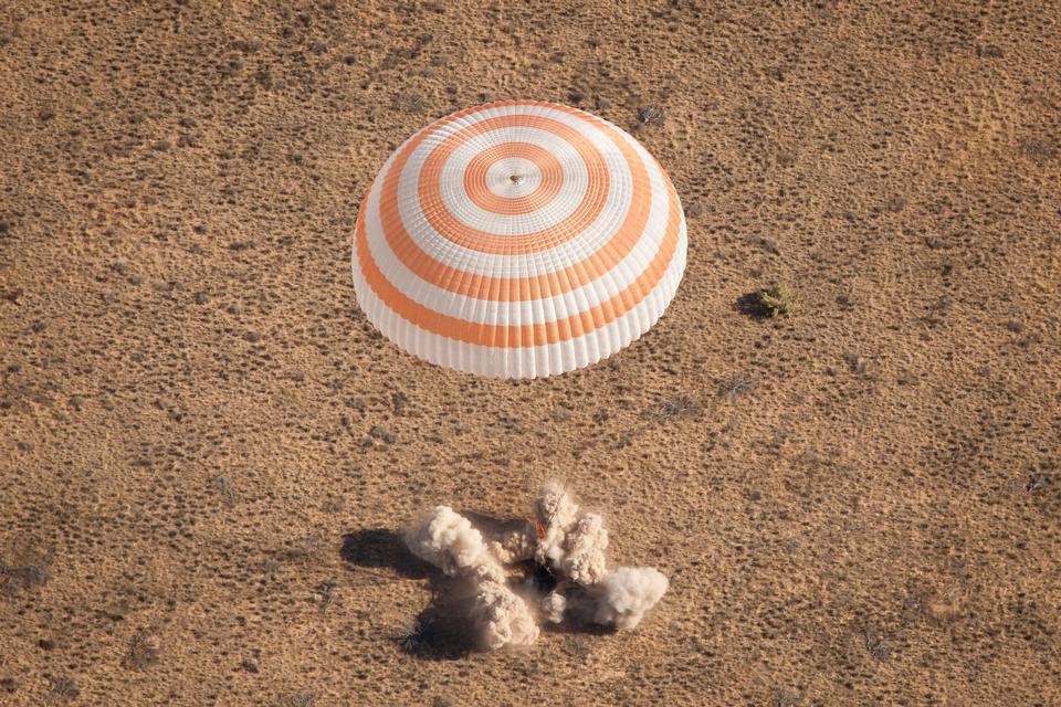 ソユーズTMA-21宇宙船