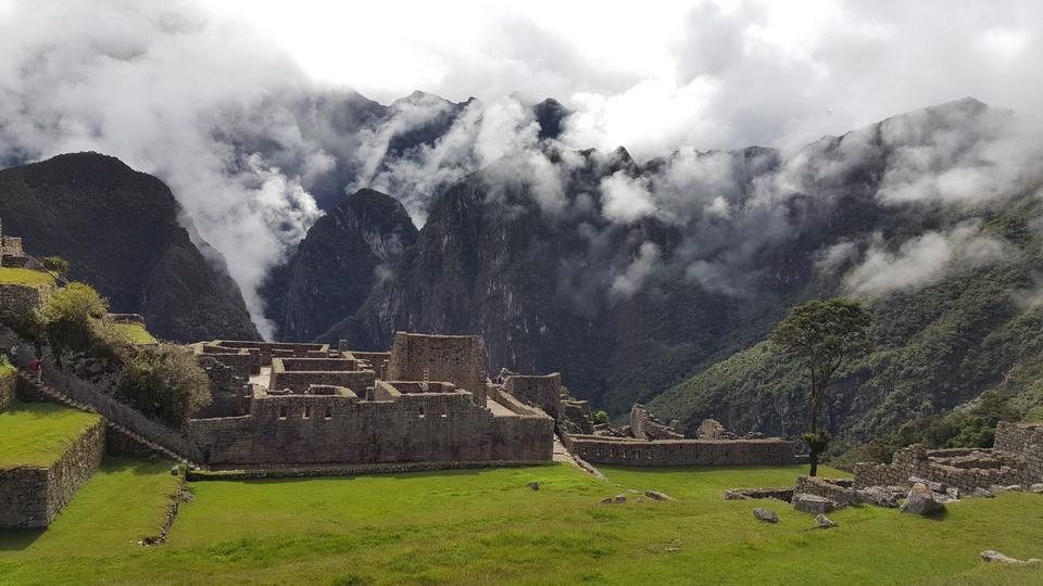 Machu Picchu Peru, Southa America, a UNESCO World Heritage Site