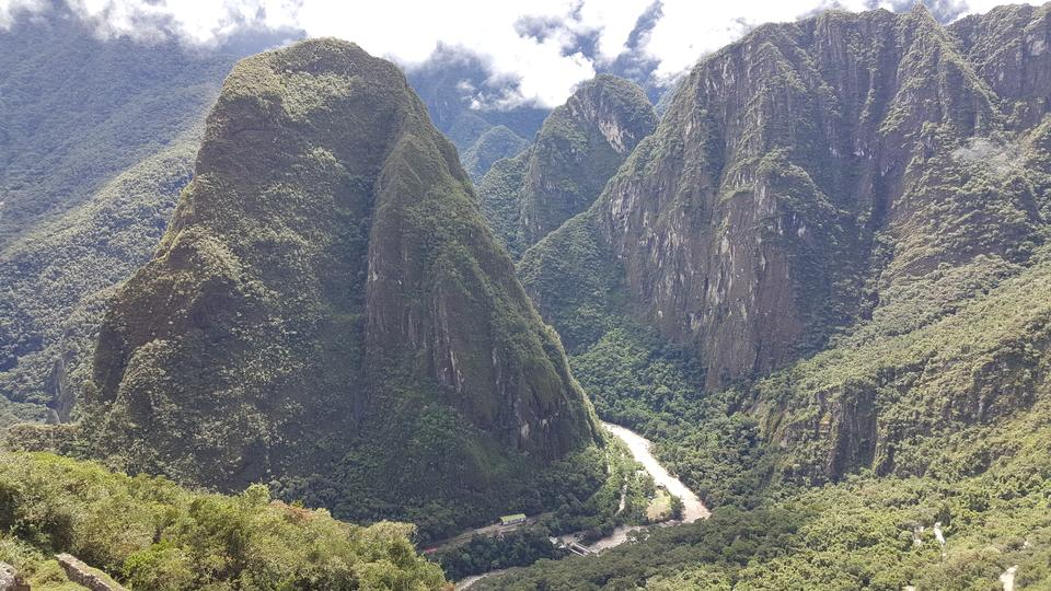 Мачу-Пикчу, Перу, Южная Америка, объект всемирного наследия ЮНЕСКО