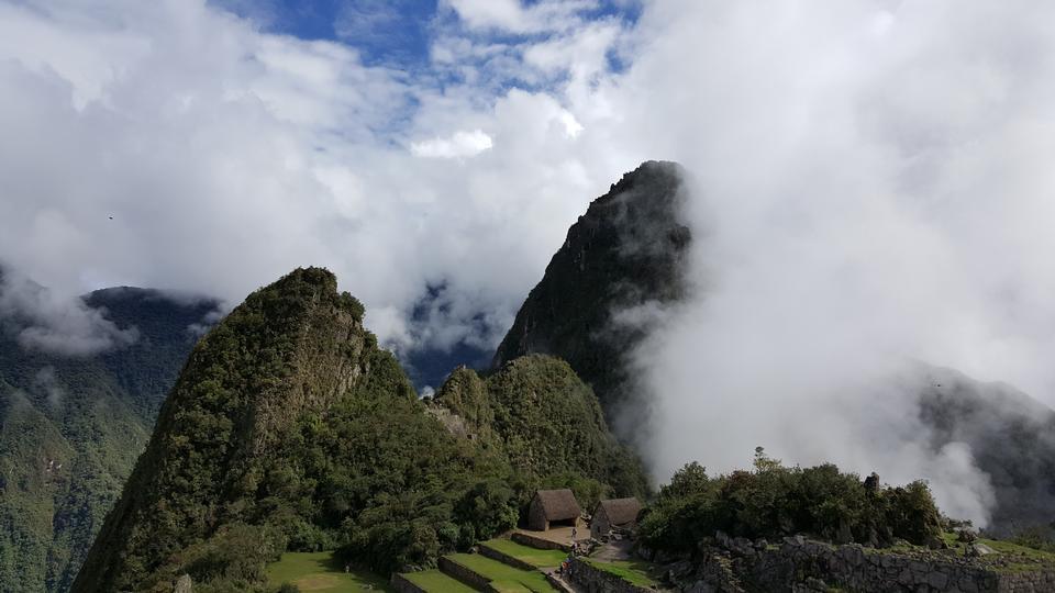 马丘比丘秘鲁,Southa美国,联合国科教文组织世界遗产