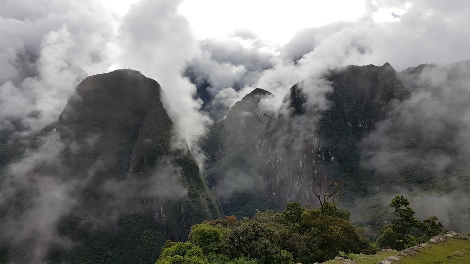Machu Picchu Peru, Southa America, ein UNESCO-Weltkulturerbe