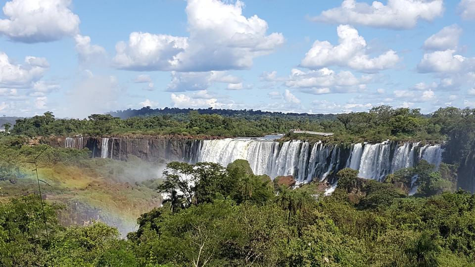 Chutes d'Iguazu, l'une des sept nouvelles merveilles de la nature