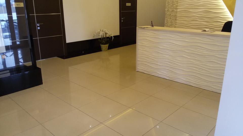 干净的地板
