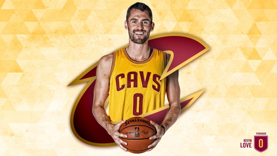 Kevin Love In Cleveland Cavaliers