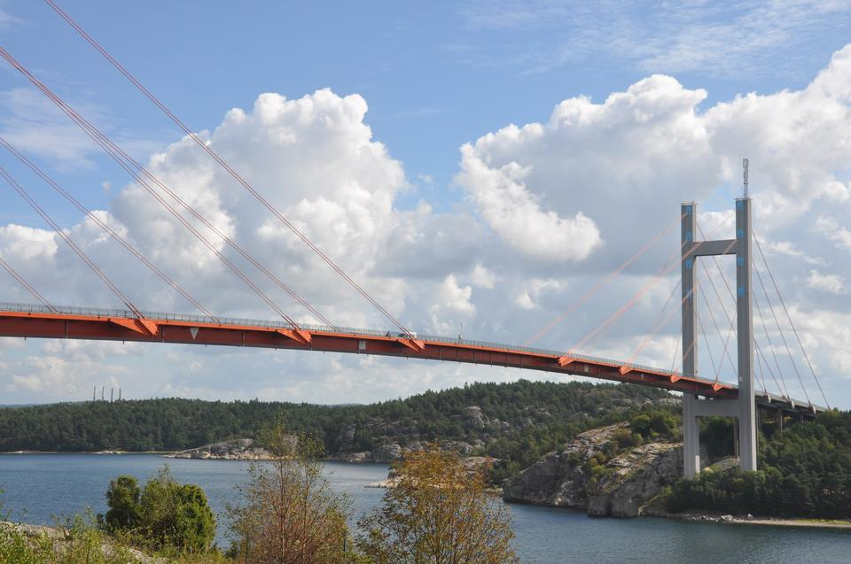 桥哥德堡瑞典