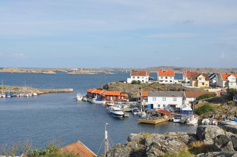 Harbor Gothenburg Sweden